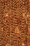 Textura abstrata do cristal de Brown imagem de stock