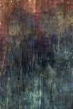 Textura abstrata do fundo da madeira e do metal Fotos de Stock