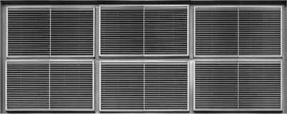 Textura abstrata do fundo do metal do projeto fotos de stock