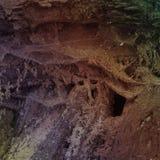 Textura abstrata do fundo para uma imagem místico da madeira e da Web Imagens de Stock