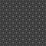 Textura abstrata geométrica sem emenda do fundo do teste padrão do vintage Imagens de Stock Royalty Free