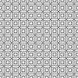 Textura abstrata geométrica sem emenda do fundo do teste padrão do vintage Imagens de Stock