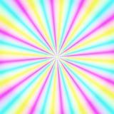 Textura abstrata hipnótica demente ilustração do vetor