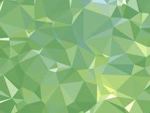 Textura abstrata Uma textura com sombras e um volume coloridos, bonitos, feito com a ajuda de um inclinação e de um fille geométr Imagens de Stock Royalty Free