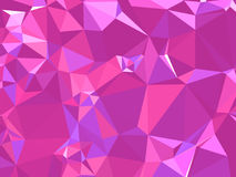 Textura abstrata Uma textura com sombras e um volume coloridos, bonitos, feito com a ajuda de um inclinação e de um fille geométr Imagem de Stock