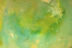 Textura abstrata verde Imagens de Stock