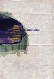 Textura acanalada del grunge Imagen de archivo libre de regalías