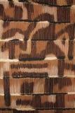 Textura africana Imagens de Stock Royalty Free
