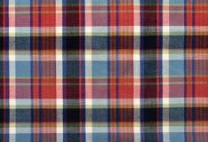 Textura ajustada de la materia textil Fotografía de archivo libre de regalías