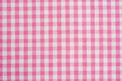 Textura ajustada de la materia textil. Foto de archivo libre de regalías