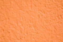 Textura alaranjada Fotografia de Stock