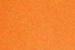 Textura alaranjada das grões. imagem de stock royalty free