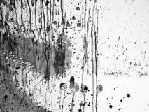 Textura alta da pintura do respingo com sensação dramática ilustração do vetor