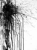 Textura alta da pintura do respingo com sensa??o dram?tica ilustração do vetor