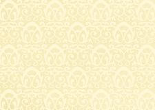 Textura amarela ilustração stock