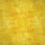 Textura amarela abstrata do fundo Fotografia de Stock Royalty Free