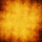 Textura amarela abstrata do fundo Foto de Stock