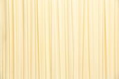 Textura amarela da cortina Fotografia de Stock Royalty Free