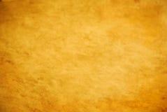 Textura amarela dourada do fundo Fotos de Stock