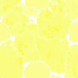 textura amarela Fundo murble do vetor Ilustração marmoreando tirada mão da aquarela, cópia do aqua Manchas brilhantes do colorful Imagens de Stock