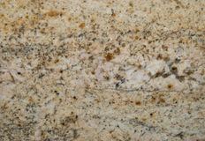 Textura amarilla del granito Foto de archivo