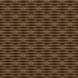 Textura amarilla. Fondo inconsútil del vector Fotografía de archivo libre de regalías