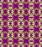 Textura amarilla violeta ilustración del vector