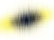 Textura amarillo-blanco-negro Royalty Free Stock Image
