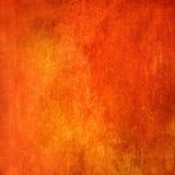 Textura anaranjada abstracta del grunge para el fondo Imagen de archivo libre de regalías