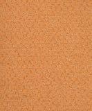 Textura anaranjada de la alfombra Foto de archivo