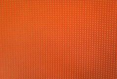 Textura anaranjada del papel pintado Fotografía de archivo