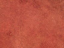 Textura anaranjada natural, real del ante Imagen de archivo libre de regalías