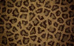 Textura animal de la piel del leopardo inconsútil para el fondo ilustración del vector