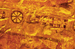 Textura antigua Imagen de archivo