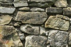 Textura antigua de la pared de la piedra y de la tierra Imagen de archivo libre de regalías