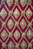 Textura antigua tailandesa Foto de archivo libre de regalías