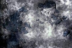 Textura apenada del grunge. Imagenes de archivo