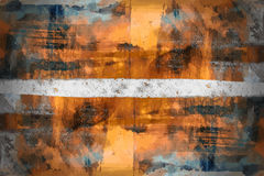 Textura apenada retra de Art Style Editable Vintage Style del fondo del vector del Grunge Gran contexto del elemento del diseño p Foto de archivo libre de regalías