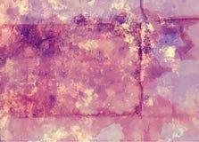 Textura apenada retra de Art Style Editable Vintage Style del fondo del vector del Grunge Gran contexto del elemento del diseño p Fotografía de archivo libre de regalías