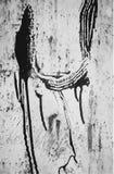 Textura apenada retra de Art Style Editable Vintage Style del fondo del vector del Grunge Gran contexto del elemento del diseño p ilustración del vector