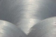 Textura aplicada con brocha del metal imagen de archivo libre de regalías