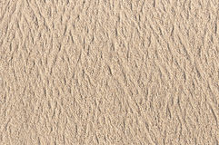 Textura - areia da praia Foto de Stock Royalty Free