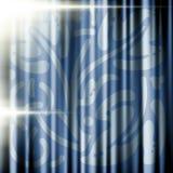 Textura artística de la tela Fotos de archivo
