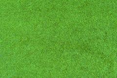 Textura artificial de la hierba para el fondo Imagen de archivo