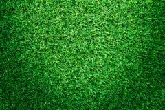 Textura artificial de la hierba verde para el diseño Foto de archivo