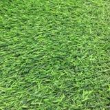 Textura artificial de la hierba verde para el fondo imágenes de archivo libres de regalías