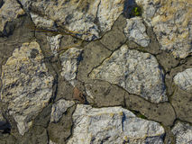 Textura asombrosa de la pared Imagen de archivo