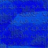Textura azul ilustração stock