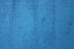 Textura azul Fotografia de Stock Royalty Free