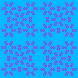 Textura azul ilustración del vector